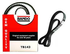 Bando TB143 Engine Timming Belt for Honda 1.5L CIVIC 88-95 DEL SOL 93 CRX 88-91
