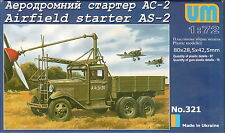 Airfield starter AS-2 << UM #321, 1:72 scale