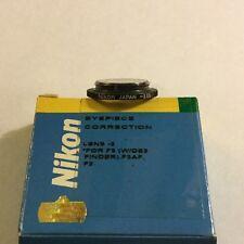 Nikon F3 (non HP) Eyepiece Correction lens -2.0 D diopter