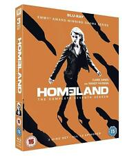 HOMELAND 7 (2018): Claire Danes, CIA TV Season Series - NEW RgFree BLU-RAY
