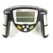 Omron HBF-306C Fat Loss Analyzer Monitor TESTED WORKS