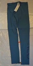 bnwt women's Adidas NEO logo blue leggings size 2XS