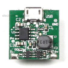3.7V 18650 LiPo Polymer Lithium Battery Mobile Power Charging Module