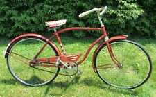 Vintage 1960's AMF Hercules Men's Bicycle Red Cruiser