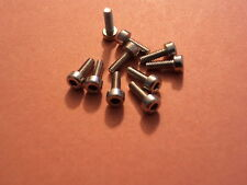 M2 X 5mm A2 Acero Inoxidable Hexagonal Tornillos HD Tapa Skt Qty = 10
