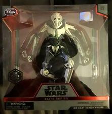 BRAND NEW IN BOX Disney Star Wars Elite Series General Grievous Die Cast Figure