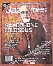 JAZZ TIMES MAGAZINE -SONNY ROLLINS- PAT METHENY-JUNE 2005