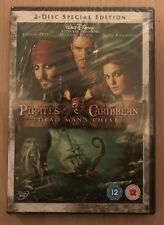 Pirates Of The Caribbean : Dead Man's Chest (2-Disc Special Edition)[DVD] NEW