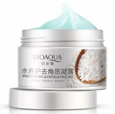 BIOAQUA Facial Cleanser Natural Facial Exfoliator Exfoliating Whitening Brighten