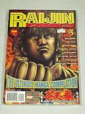RAIJIN COMICS #9 JAPANESE MANGA MAGAZINE FEBRUARY 19 2003