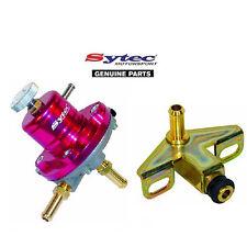 Sytec regulador de presión de combustible + BMW E30 318i 320i 323i 325i M3 Z1 adaptador de carril