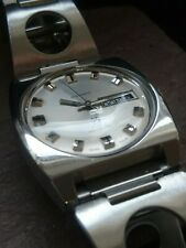 Automatic Swiss ETA 2789 25 jewels  Incabloc with Quickset Day & Date Watch