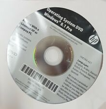 HP Operating System DVD Windows 8.1 Pro 64bit (DVD Kit 748764-A21)