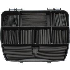 Schrumpfschlauch schwarz 2:1 Sortiment Box 300 Teile Elektronik Leitung Schlauch