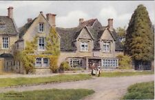 Artist Drawn, Yew Tree House, BROADWAY, Worcestershire - A. R. Quinton