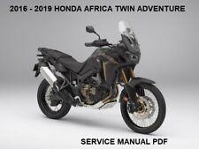 2016 2017 2018 2019 HONDA AFRICA TWIN ADVENTURE SPORTS Service Repair Manual PDF
