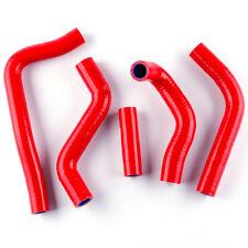 Silicone Coolant Radiator Hoses For Husqvarna TE TC TXC SMR 510 06-07 08 09 Red