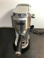 DeLonghi EC680M Dedica Deluxe Espresso Coffee Maker - Chrome - 120V