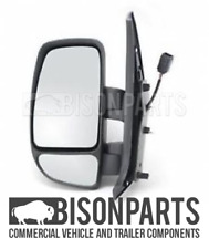 FITS RENAULT MASTER CHASSIS CAB (03-10) ELECTRIC MIRROR PASSENGER NEAR SIDE LH