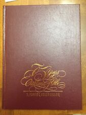 75 Years at Oakland Hills: A Jubilee Celebration (1991) By Byron A. Perry