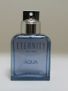 ETERNITY AQUA by Calvin Klein for Men Cologne 3.4 oz edt New unbox