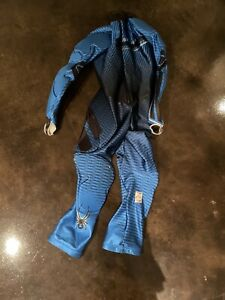 Spyder Adult S -GS suit *padded*ski race** Men (fits Women too) speed downhill