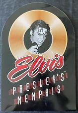 Elvis Presley's Memphis - Original Restaurant Menu