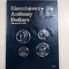 1971-1978  EISENHOWER DOLLAR COLLECTIONS, 12 UNC.Vintage Coins Total, P/D Mints