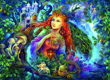 Ravensburger Fairy World - No 1 - Fairy of the Forest - 500pc Jigsaw Puzzle