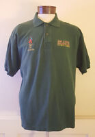 Vintage Embroidered 1996 Atlanta Olympic Games Champion Brand Polo Shirt Size L