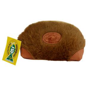 Kangaroo Fur Skin Leather Purse Australia Made Handcrafted Genuine Souvenir LG