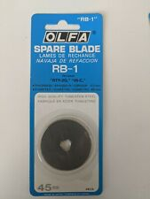 Olfa 45MM Replacement Rotary Cutter Blade RB-1