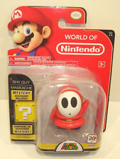 World of Nintendo SHY GUY Action Figure SEALED Jakks Pacific Series 1-4 WON NES