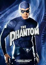 THE PHANTOM NEW DVD