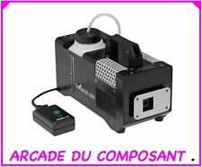MACHINE A FUMEE - 600 W - CONTROLEUR FILAIRE - SONO (ref 89978-1) 2,400Kg