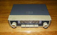 Vintage BLAUPUNKT Pull Out Portable Car Radio AM/FM/LF VW