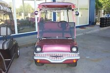 CUSTOM BODY 57' STUDE FRONT & REAR BODY FOR CLUB CAR DS OR YAMAHA