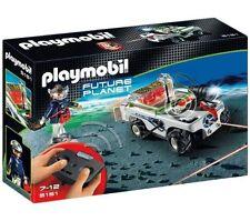 PLAYMOBIL #5151 E RANGERS EXPLORER SQUAD NEW IN BOX