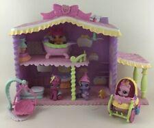 My Little Pony Newborn Cuties Pinkie Pies Playhouse Nursery 4 Babies Accessories