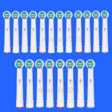 20x Elektrische Aufsteckbürsten Für Braun Oral Oral B Zahnbürste Ersatzbürsten