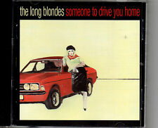The Long Blondes - Someone to Drive You Home (2006). CD Album