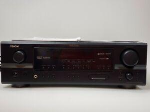 Denon AVR-1507 AV Surround Receiver Multi Zone Home Theater Receiver 110 watts