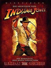 Indiana Jones - Die komplette DVD Movie Collection von St...   DVD   Zustand gut