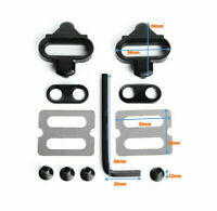 Bike Pedals Cleats  for SHIMANO SPD Series Clipless Pedal cycling Shoes