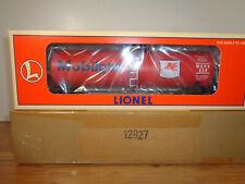 LIONEL O GAUGE # 6-52121 TTOS 1997 SW DIVISION MOBILGAS TANK CAR & SHIPPING BOX