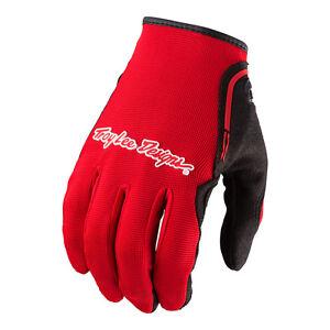 TROY LEE DESIGNS TLD XC ALL PURPOSE GLOVES RED BMX MOTOCROSS ATV ENDURO 42800340