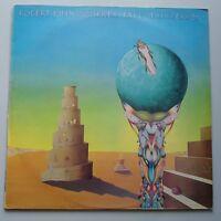 Robert John Godfrey - Fall of Hyperion Vinyl LP UK 1st Press 1974 Rare Prog