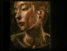 "14x12"" Original Painting - Portraiture Series - Girl Portrait"