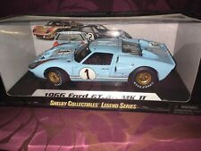 Shelby Collectibles Spark  1/18 Ford GT40 Leman 1966 K Mikes