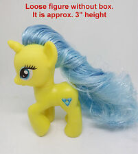 LOOSE My Little Pony Friendship is Magic G4 LEMONY GEM MLP Brushable Hair Figure